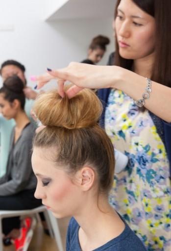 Maquillage et Coiffure Eleve Fleurimon-Partenariat Mod'art
