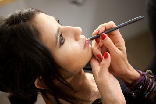 Maquillage et Coiffure Eleve Fleurimon-cours maquillage Fleurimon