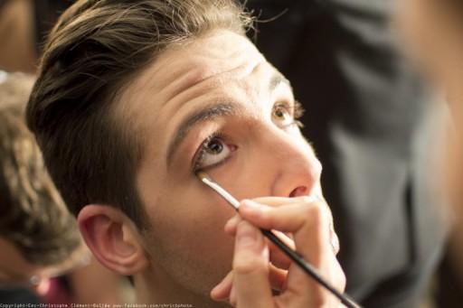 Maquillage et Coiffure Eleve Fleurimon-Partenariat EMC & AICOM