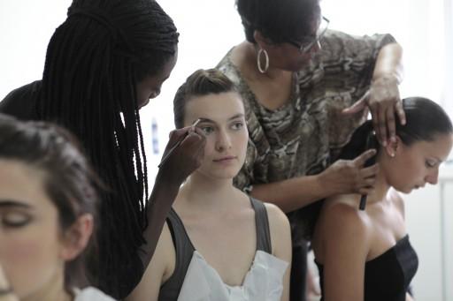Maquillage et Coiffure Eleve Fleurimon-Partenariat Françoise Comte
